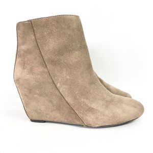 Vince Camuto Melisi Ankle Wedge Booties